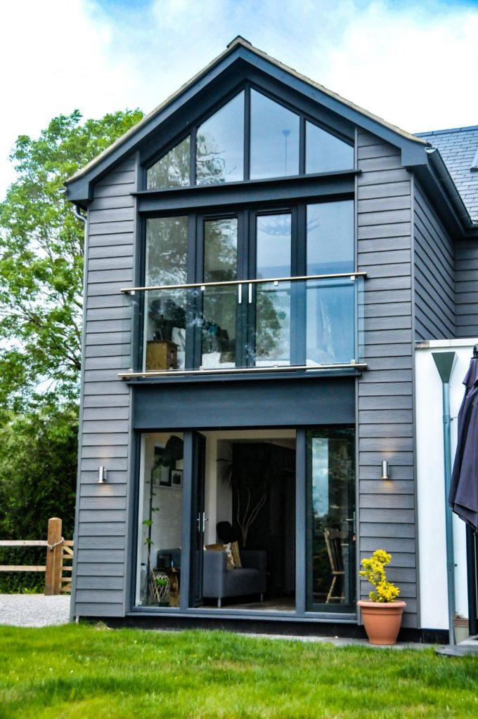 Aluminium Doors Dartmoor