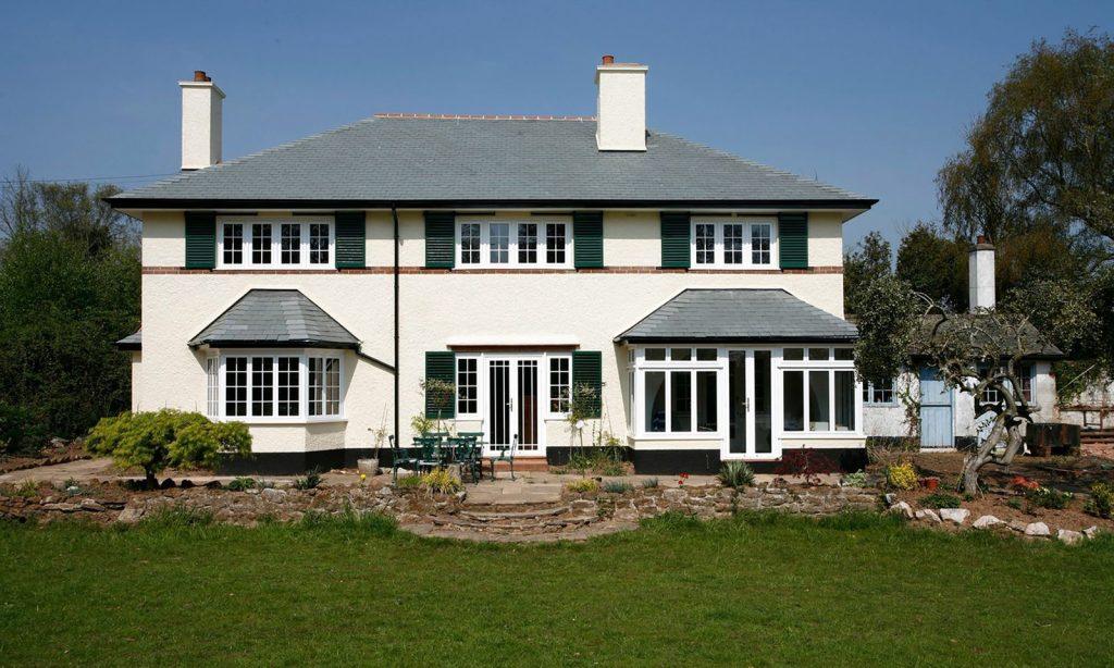 Aluminium Window Cost Dartmoor