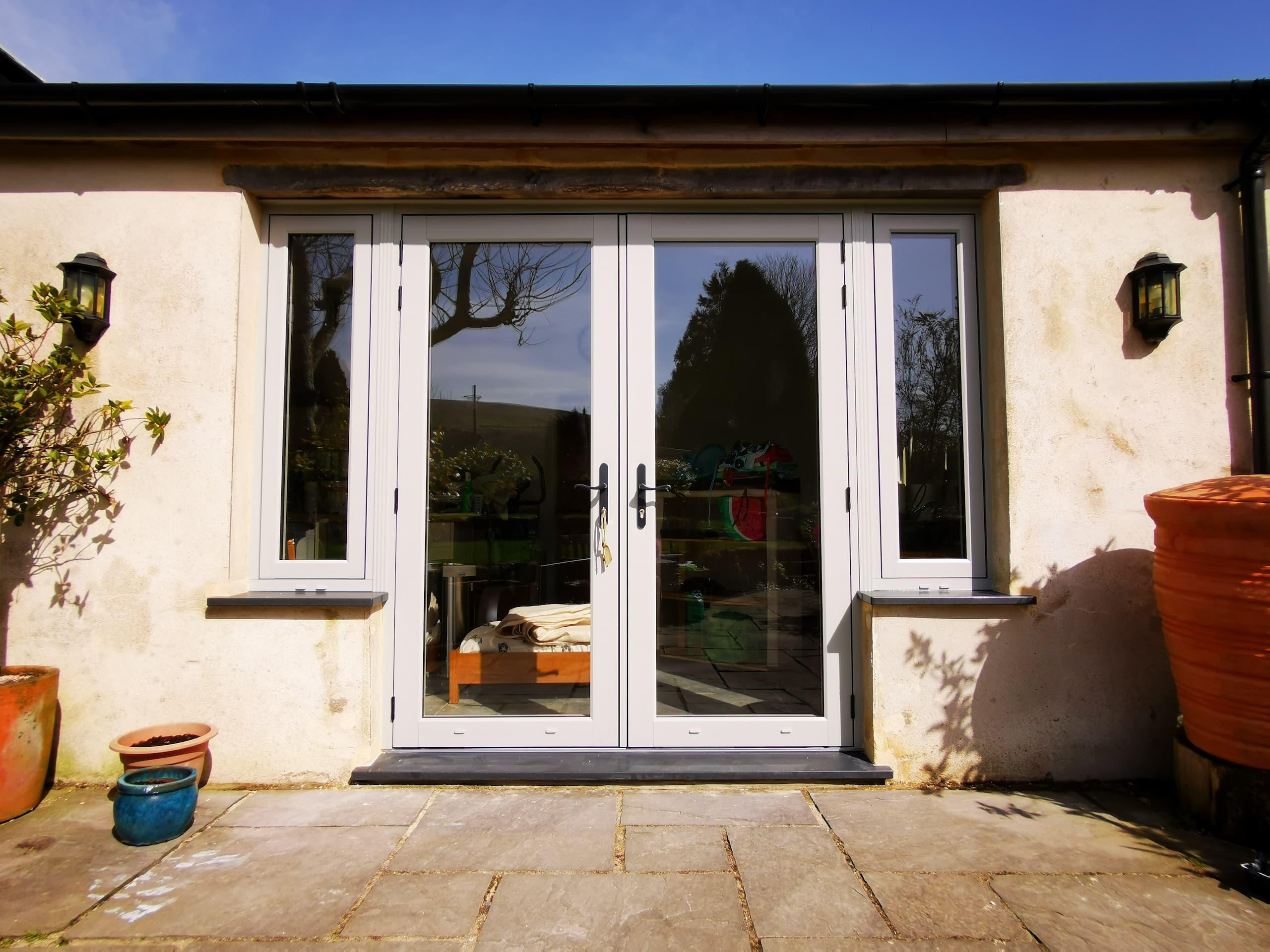 R² French Door, Dartmoor National Park